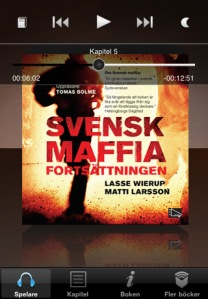 Svensk Maffia nu som app
